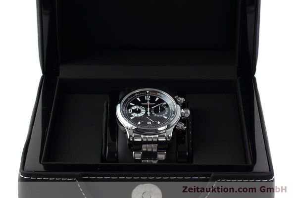 Used luxury watch Jaeger Le Coultre Master Compressor chronograph steel automatic Kal. 751 Ref. 146.8.25  | 152503 07