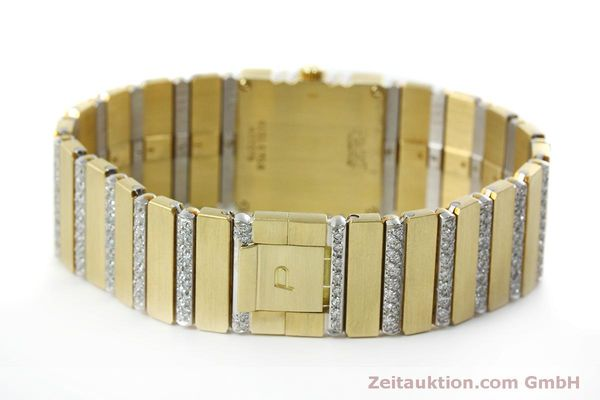 Used luxury watch Piaget Polo 18 ct gold quartz Kal. 8P1 Ref. 8131C705  | 152507 11