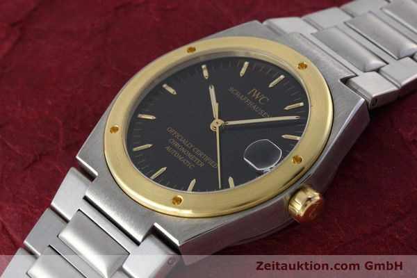 Used luxury watch IWC Ingenieur steel / gold automatic Kal. 887 Ref. 3521  | 152509 01