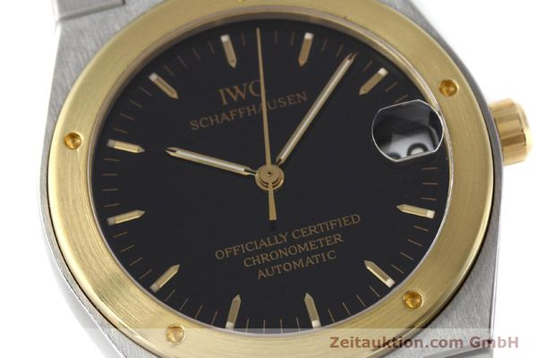 Used luxury watch IWC Ingenieur steel / gold automatic Kal. 887 Ref. 3521  | 152509 02