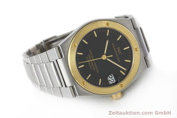 Used luxury watch IWC Ingenieur steel / gold automatic Kal. 887 Ref. 3521  | 152509 03