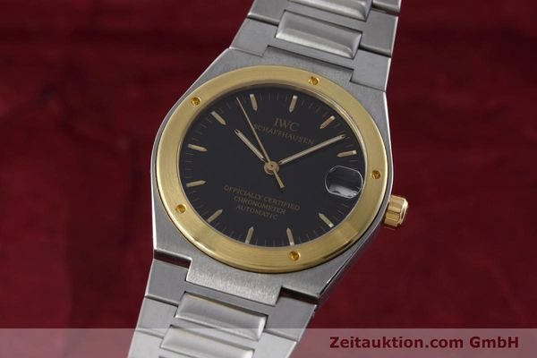 Used luxury watch IWC Ingenieur steel / gold automatic Kal. 887 Ref. 3521  | 152509 04