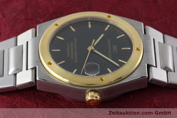 Used luxury watch IWC Ingenieur steel / gold automatic Kal. 887 Ref. 3521  | 152509 05