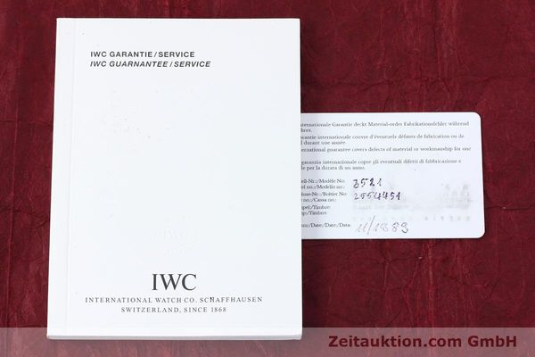 Used luxury watch IWC Ingenieur steel / gold automatic Kal. 887 Ref. 3521  | 152509 08