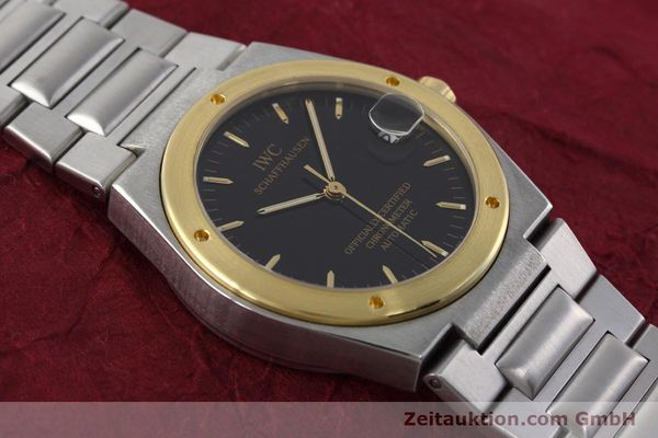 Used luxury watch IWC Ingenieur steel / gold automatic Kal. 887 Ref. 3521  | 152509 16