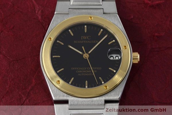 Used luxury watch IWC Ingenieur steel / gold automatic Kal. 887 Ref. 3521  | 152509 17