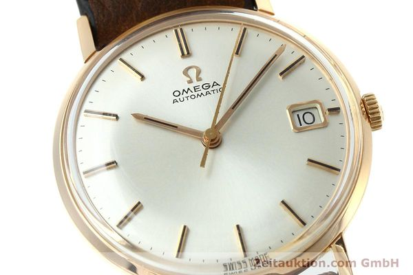Used luxury watch Omega * 18 ct red gold automatic Kal. 562  | 152513 02