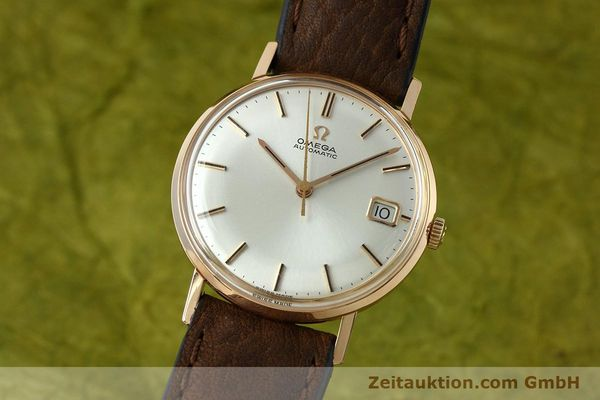 gebrauchte Luxusuhr Omega * 18k Rotgold Automatik Kal. 562  | 152513 04