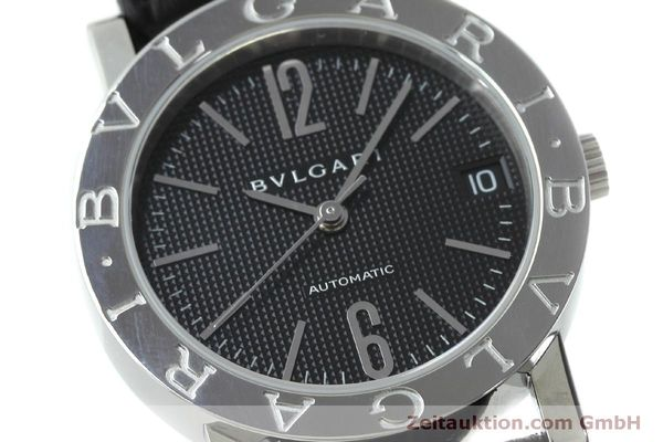 Used luxury watch Bvlgari Bvlgari steel automatic Kal. 220 TEEG Ref. BB33SL  | 152515 02