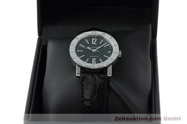 Used luxury watch Bvlgari Bvlgari steel automatic Kal. 220 TEEG Ref. BB33SL  | 152515 07