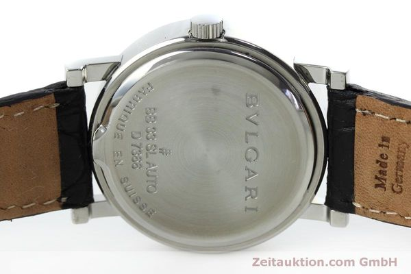 Used luxury watch Bvlgari Bvlgari steel automatic Kal. 220 TEEG Ref. BB33SL  | 152515 09