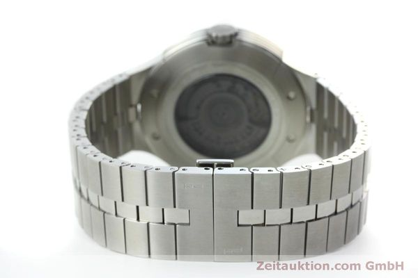 Used luxury watch Porsche Design Flat Six steel automatic Kal. SW300 Ref. P6350.42  | 152524 11