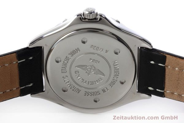 Used luxury watch Breitling Colt steel automatic Kal. B17 ETA 2824-2 Ref. A17035  | 152551 09