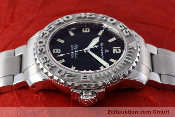 Used luxury watch Blancpain Fifty Fathoms steel automatic Kal. 1151 Ref. 2200-1130-71  | 152552 05