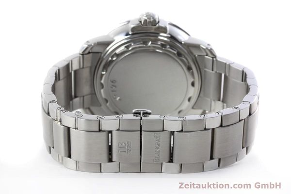 Used luxury watch Blancpain Fifty Fathoms steel automatic Kal. 1151 Ref. 2200-1130-71  | 152552 12
