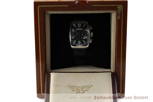 Used luxury watch Dubey & Schaldenbrand Aerochrono chronograph steel automatic Kal. ETA 2094  | 152554 07