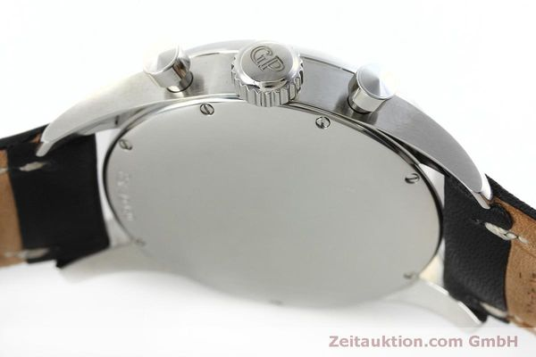 Used luxury watch Girard Perregaux * chronograph steel automatic Kal. Selita  300 Ref. 49480  | 152565 11