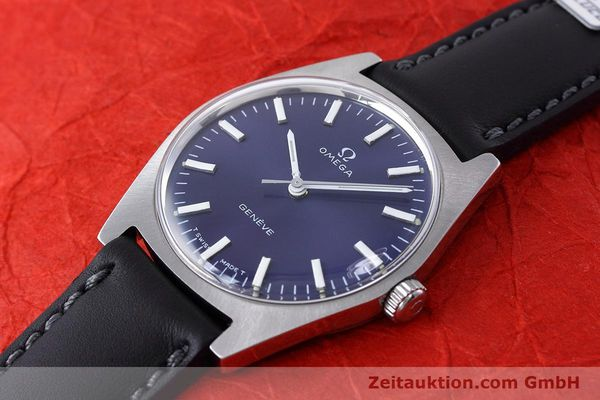 Used luxury watch Omega * steel manual winding Kal. 601 Ref. 135041  | 152572 01