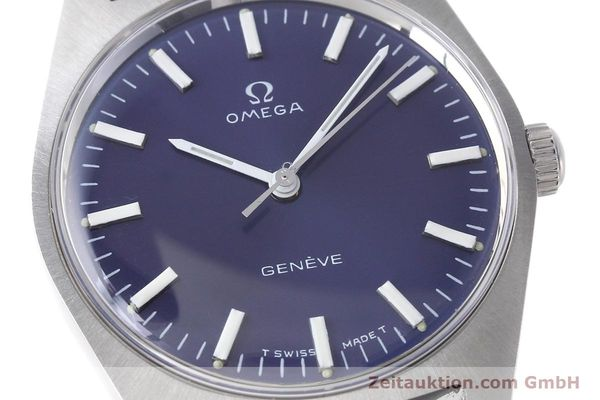 Used luxury watch Omega * steel manual winding Kal. 601 Ref. 135041  | 152572 02