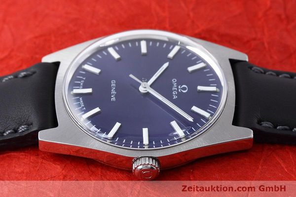 Used luxury watch Omega * steel manual winding Kal. 601 Ref. 135041  | 152572 05