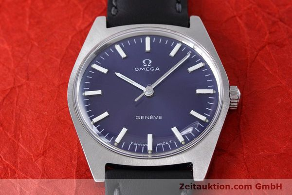 Used luxury watch Omega * steel manual winding Kal. 601 Ref. 135041  | 152572 14