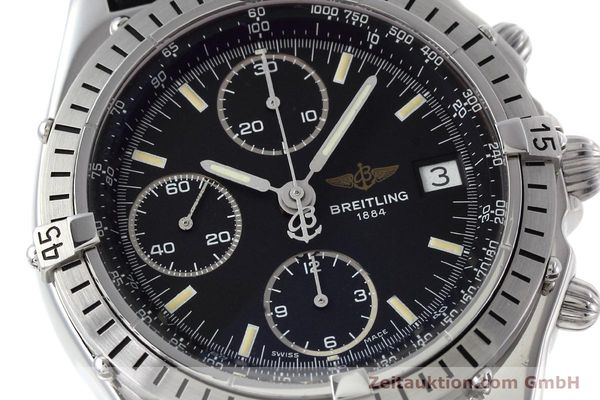 Used luxury watch Breitling Chronomat chronograph steel automatic Kal. B13 ETA 7750 Ref. A13050.1  | 152575 02