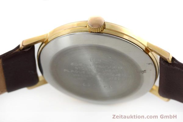 Used luxury watch Glashütte * gold-plated manual winding Kal. 70.1  | 152587 08