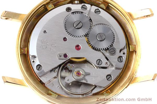Used luxury watch Glashütte * gold-plated manual winding Kal. 70.1  | 152587 10