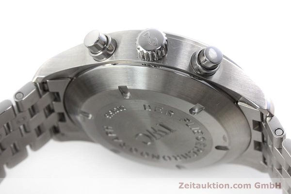 Used luxury watch IWC Fliegerchronograph chronograph steel automatic Kal. 79320 Ref. 3706  | 152588 12