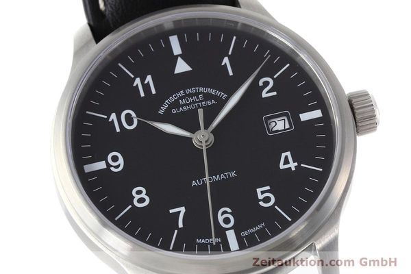 Used luxury watch Mühle Terrasport  steel automatic Kal. SW 200-1 Ref. M1-37-60  | 152596 02