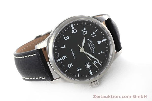 Used luxury watch Mühle Terrasport  steel automatic Kal. SW 200-1 Ref. M1-37-60  | 152596 03