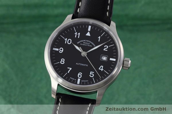 Used luxury watch Mühle Terrasport  steel automatic Kal. SW 200-1 Ref. M1-37-60  | 152596 04