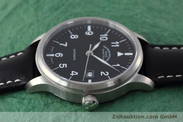 Used luxury watch Mühle Terrasport  steel automatic Kal. SW 200-1 Ref. M1-37-60  | 152596 05