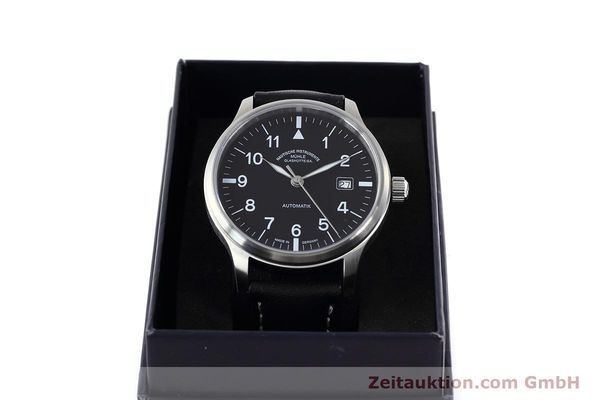 Used luxury watch Mühle Terrasport  steel automatic Kal. SW 200-1 Ref. M1-37-60  | 152596 07