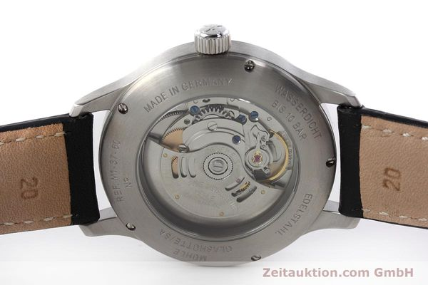 Used luxury watch Mühle Terrasport  steel automatic Kal. SW 200-1 Ref. M1-37-60  | 152596 09