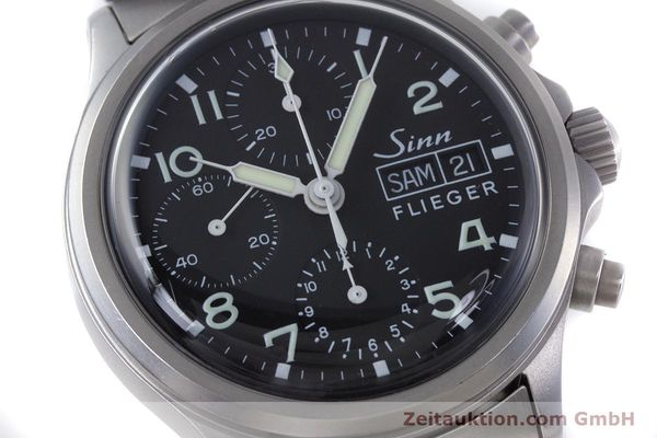 Used luxury watch Sinn 356 chronograph steel automatic Kal. ETA 7750 Ref. 356.0543  | 152606 02