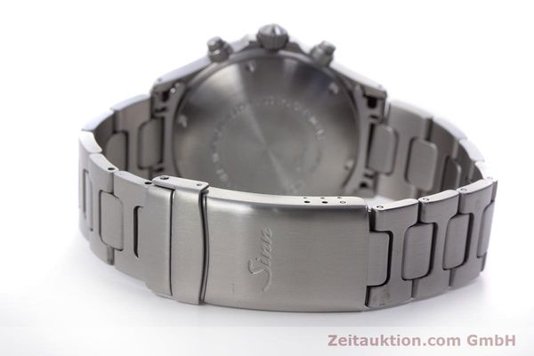 Used luxury watch Sinn 356 chronograph steel automatic Kal. ETA 7750 Ref. 356.0543  | 152606 11