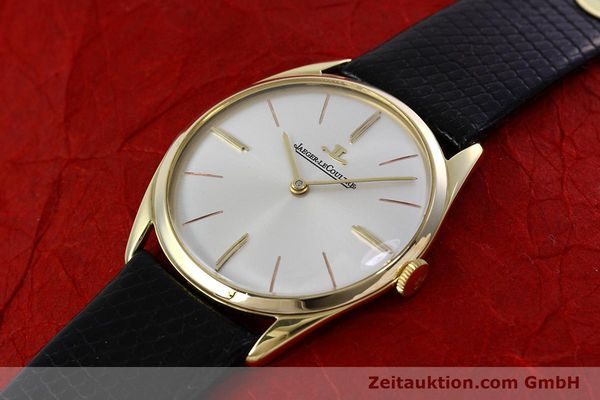 Used luxury watch Jaeger Le Coultre * 18 ct gold manual winding Kal. K818/1C Ref. 1038987 VINTAGE  | 152608 01