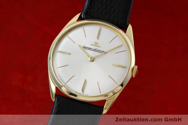 Used luxury watch Jaeger Le Coultre * 18 ct gold manual winding Kal. K818/1C Ref. 1038987 VINTAGE  | 152608 04