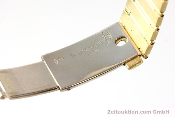 Used luxury watch Omega Constellation 18 ct gold quartz Kal. 1444 Ref. 198.0142  | 152612 12
