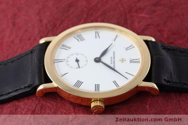 Used luxury watch Vacheron & Constantin * 18 ct gold manual winding Kal. 1014/1 Ref. 92240  | 152613 05