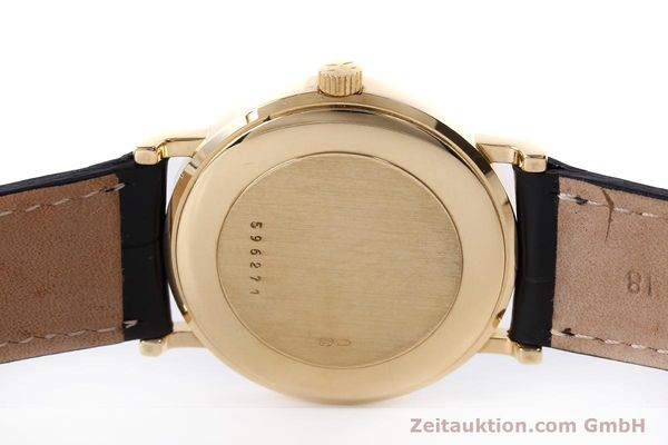Used luxury watch Vacheron & Constantin * 18 ct gold manual winding Kal. 1014/1 Ref. 92240  | 152613 08