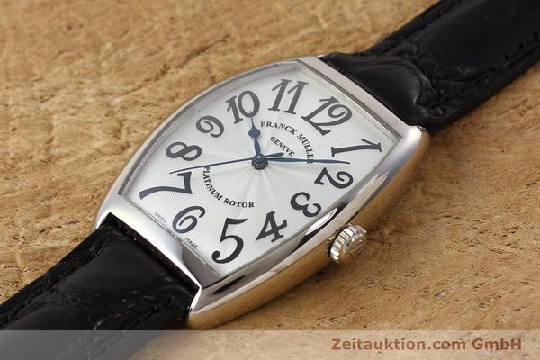 Used luxury watch Franck Muller * 18 ct white gold automatic Kal. 2800 ETA 2892A2 Ref. 2852SC  | 152615 01