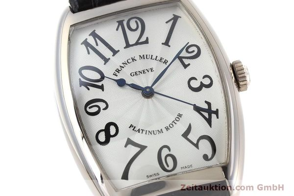 Used luxury watch Franck Muller * 18 ct white gold automatic Kal. 2800 ETA 2892A2 Ref. 2852SC  | 152615 02