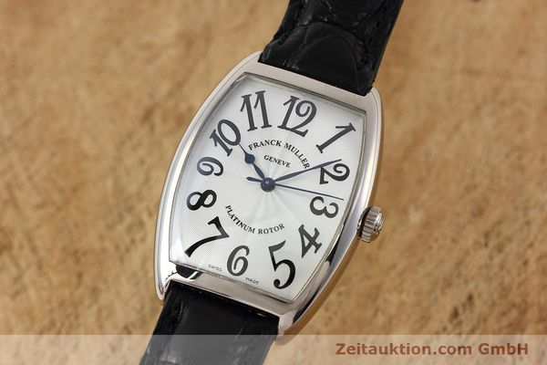 Used luxury watch Franck Muller * 18 ct white gold automatic Kal. 2800 ETA 2892A2 Ref. 2852SC  | 152615 04