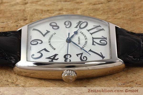 Used luxury watch Franck Muller * 18 ct white gold automatic Kal. 2800 ETA 2892A2 Ref. 2852SC  | 152615 05