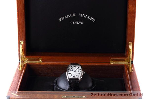 Used luxury watch Franck Muller * 18 ct white gold automatic Kal. 2800 ETA 2892A2 Ref. 2852SC  | 152615 07