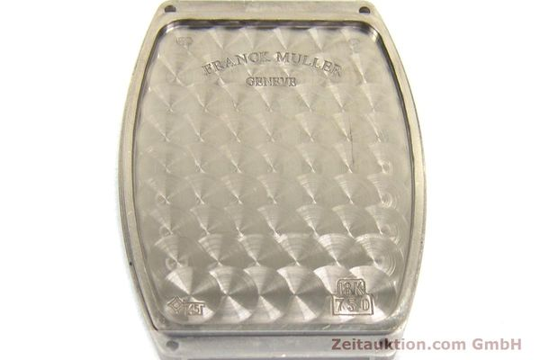 Used luxury watch Franck Muller * 18 ct white gold automatic Kal. 2800 ETA 2892A2 Ref. 2852SC  | 152615 09