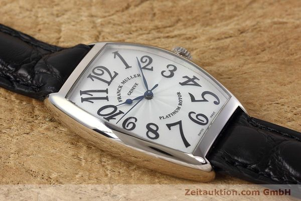Used luxury watch Franck Muller * 18 ct white gold automatic Kal. 2800 ETA 2892A2 Ref. 2852SC  | 152615 15