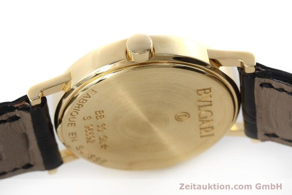 Used luxury watch Bvlgari Bvlgari 18 ct gold quartz Kal. 732 MBBE Ref. BB30GL  | 152618 08